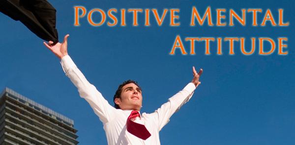 essay on positive mental attitude